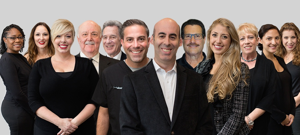 The LakeView Family Dental team
